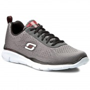 Обувки SKECHERS - Quick Reaction 51368/CCBK Charcoal/Black