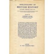 Bibliography Of British History, Stuart Period, 1603-1714