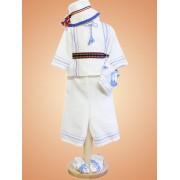 Costum popular baieti - cod J11