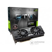 Placa video EVGA nVidia GTX 1060 6GB DDR5 FTW+ Gaming ACX3.0 - 06G-P4-6368-KR