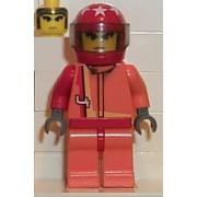 Lego Racers Minifigure: Scorcher (from set 4584)