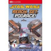 Star Wars: Ready, Set, Podrace! by Simon Beecroft