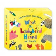 What the Ladybird Heard and Friends by Julia Donaldson
