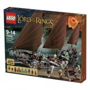 Lego Lord of the Rings Hobbit Pirate Ship Ambush