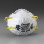 3M 8511PB1-A-PS Particulate N95 Respirator with Valve 10-Pack