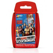 The Big Bang Theory Top Trumps *German Version* Winning Moves [importato dalla Germania]