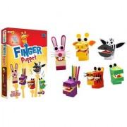 Jumboo 3D DIY Art and Craft Set For Kids-Finger Puppet