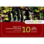 Fietsgids Regio Gooi Utrechtse Heuvelrug - Leeuwerik routes   Buijten & Schipperheijn