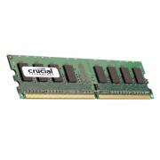 Crucial 8GB DDR3L 1600MHz Dual Rank Registered Dimm