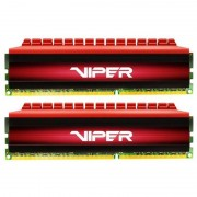 Memorie Patriot Viper 4 Red 16GB DDR4 3000 MHz CL16 Dual Channel Kit
