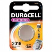 Batteria Pila Duracell DL2016 Originale in Blister
