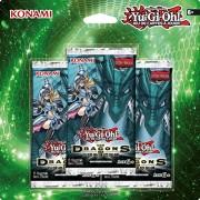 Asmodee - 3packfo5ygo - Raccolta Maps - Yu-Gi-Oh! - Confezione da 5 carte - Legend of the Dragon 2