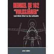 Heinkel He 162 Volksja Ger by Peter M