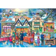 """1000 Piece Jigsaw Puzzle - Singing and Ringing - No.7 From The Find the Differences Collection - """"NEW JULY 2014"""""""