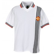 Manchester United 1977 Retro Away Shirt galléros póló