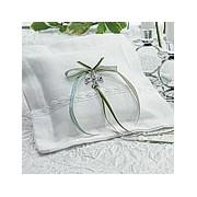 Celtic Charm Square Ring Pillow