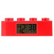 Lego - 9002168 - Accessoire Jeu de Construction - Reveil Brique Geante - Rouge
