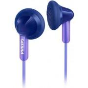 Casti Stereo Philips SHE3010PP/00 (Violet)