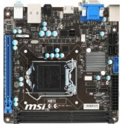Placa de baza MSI H81I Socket 1150