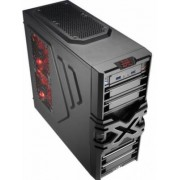 Aerocool Strike-X ONE Advance - Midi-Tower Black