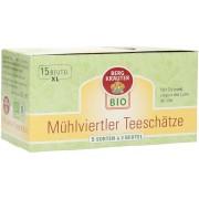Österreichische Bergkräuter Mühlviertler Teeschätze - XL-Teebeutel