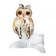 Decoratiune cristal Preciosa - Large Owl