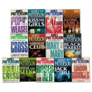 James Patterson Alex Cross Collection 9 Books Set Pack