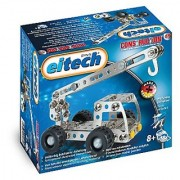 eitech Mobile Cranes/Trucks Metal Construction Starter Set