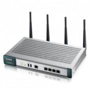 UAG2100 GATEWAY - 802.11 n - Porturi LAN 4 x 10/100 Mbit/s - Porturi WAN 10/100 Mbit/s - Port USB 2 x Port USB - Antena 4 x Externa detasabila - Web Management (HTTP/HTTPS) - Layer 2 Isolation - 64/128-bit WEP data encryption - WPA-PSK TKIP data encryptio