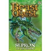 Sepron the Sea Serpent: Series 1 by Adam Blade