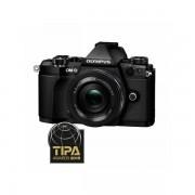 Aparat foto Mirrorless Olympus OM-D E-M5 Mark II 16 Mpx Black Kit 14-42 EZ Pancake