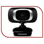 Вебкамера Canyon CNE-CWC3 Black