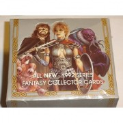 1992 Fantasy Collector Cards: Advanced Dungeons & Dragons (Ad&D) 2Nd Edition (36 Packs) - Gray Box - August 1992 - Out O