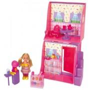 "Simba 105737126 Magic Sac de jouet Candy Shop ""Evi de Sweet Shop 59 pièces"
