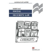 Social Security Law by Robert East