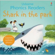 Shark In The Park Phonics Reader by Phil Roxbee Cox