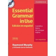 Essential Grammar in Use Spanish Edition with Answers and CD-ROM by Raymond Murphy