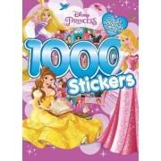 Disney Princess 1000 Stickers by Parragon Books Ltd