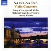 C. Saint-Saens - Violin Concertos No.1-3 (0747313203772) (1 CD)