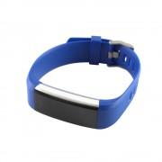 Makibes ID115 Plus fitnesz karkötő pulzusmérővel, kék