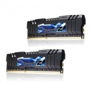 Memorie G.Skill RipJawsZ 8GB (2x4GB) DDR3 PC3-19200 CL10 1.65V 2400MHz Intel Z77 Dual Channel Kit, F3-2400C10D-8GZH