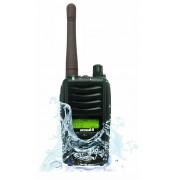 POLMAR SKUBA PMR446 UHF PORTATILE IMPERMEABILE IP-68 ANCHE IN VERSIONE EXPORT 5 W + SCRAMBLER