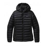 Patagonia Down Sweater Hoody - Black - Daunenjacken L