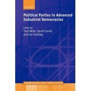 Political Parties in Advanced Industrial Democracies by Professor of Politics Paul Webb