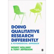 Doing Qualitative Research Differently by Wendy Hollway