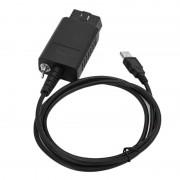 Autódiagnosztika kábel elm327 Ford hoz HS-CAN / MS-CAN