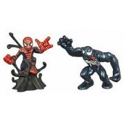 Spider-Man Super Hero Squad Spider-Man vs.Venom