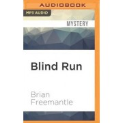 Blind Run by Brian Freemantle