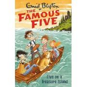 Five on a Treasure Island: Book 1 by Enid Blyton