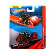 Tranz-Blaster cu motociclist - Hot Wheels